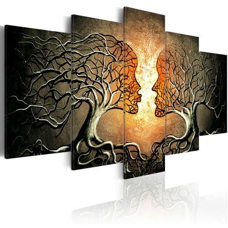 Tableau - Love Entanglement 100x50