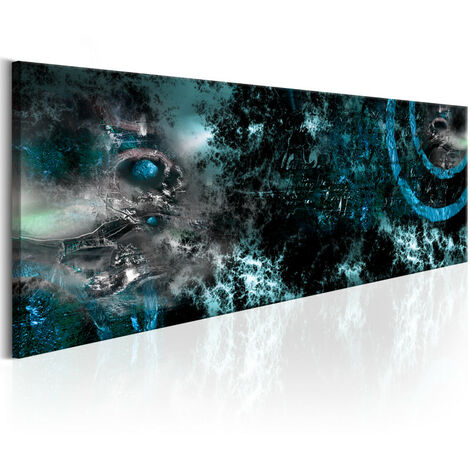Tableau - Mer profonde 150x50