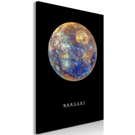 Tableau - Mercury (1 Part) Vertical 40x60