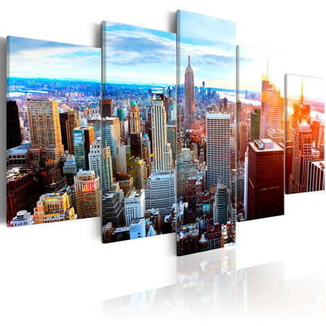 Tableau - New York Sunrise