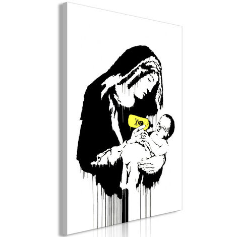 Tableau - Nursing Mother (1 Part) Vertical 80x120