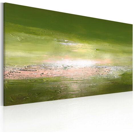 Tableau peint à la main - Mer ouverte 120x60