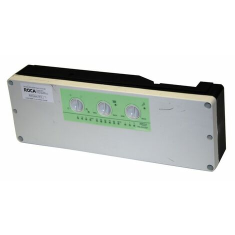 Tableau RS 20-20f digit - ROCA BAXI : 122121410