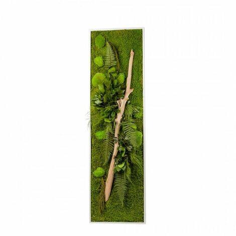 Tableau végétal gamme nature, panoramique 40 x 140 cm