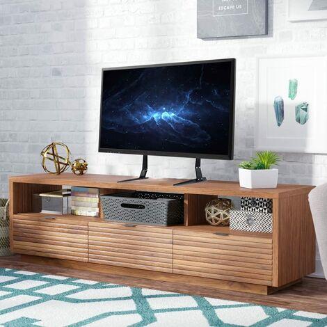 Tabletop TV Stand Desk Mount TV Bracket For 32 33 37 42 47 50 52 55 Inch Samsung