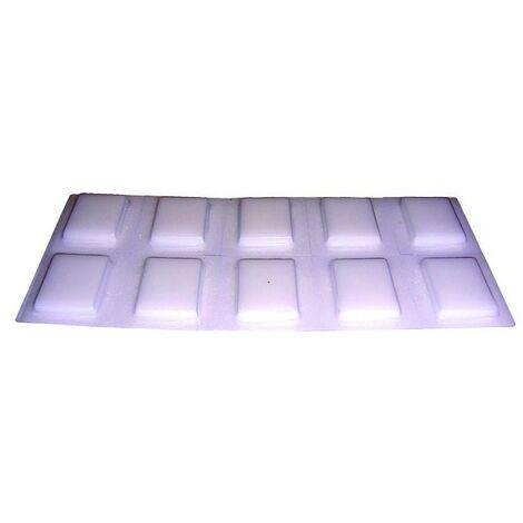 Tablette antibactérienne pour bac condensat clim split
