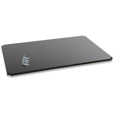 Tablette en MDF - avec supports réglables - l x p x h 1032 x 682 x 19 mm