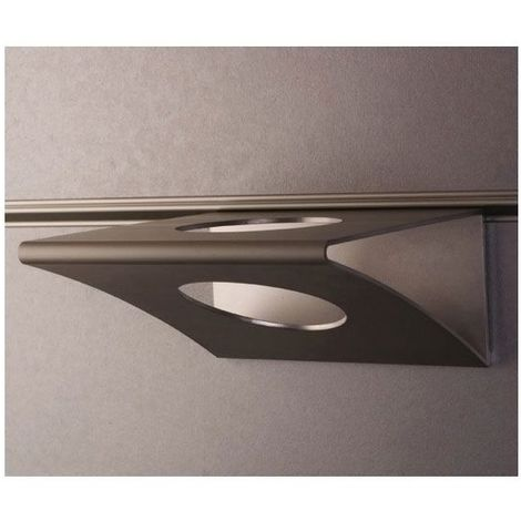 Tablette porte-verres en aluminium - ITAR