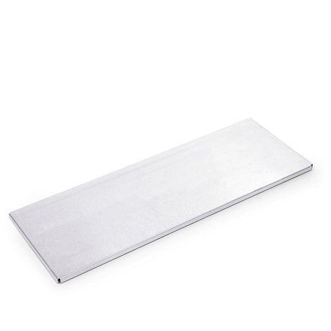 Tablette pour armoire d'atelier - l x p 670 x 260 mm - lot de 2