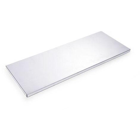 Tablette pour armoire d'atelier - l x p 950 x 400 mm - lot de 2