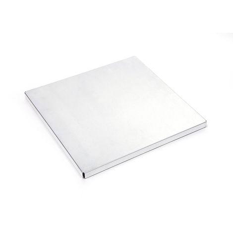 Tablette pour armoires d'atelier et à tiroirs - l x p 450 x 449 mm - lot de 2
