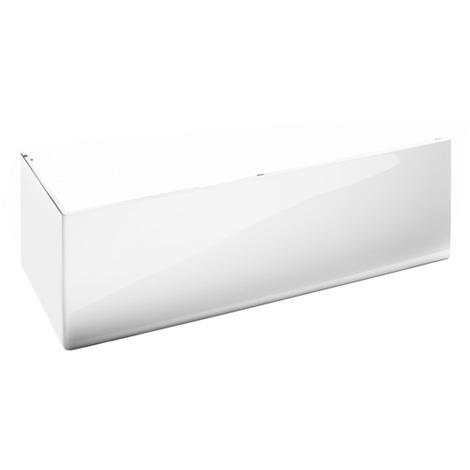 Tablier acrylique en L pour Baignoire BeCool & Hall 1800x800mm BLANC