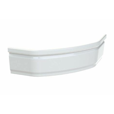 Tablier de baignoire d'angle LUCINA 140 x 140 cm