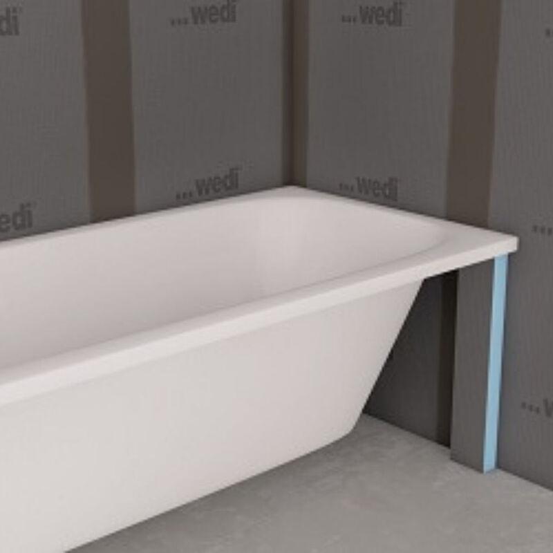 Habillage fa/çade de baignoire hauteur 54 cm 150x54