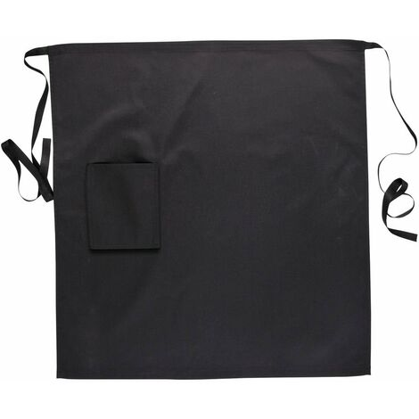 Tablier de cuisine Portwest Chef 71 x 76cm avec Poche Noir