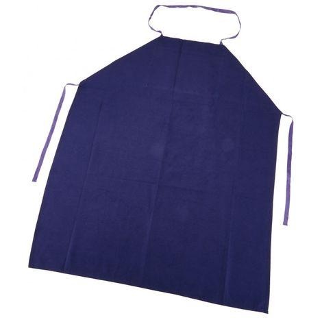 Tablier de travail , BW, 80x100 cm, bleu