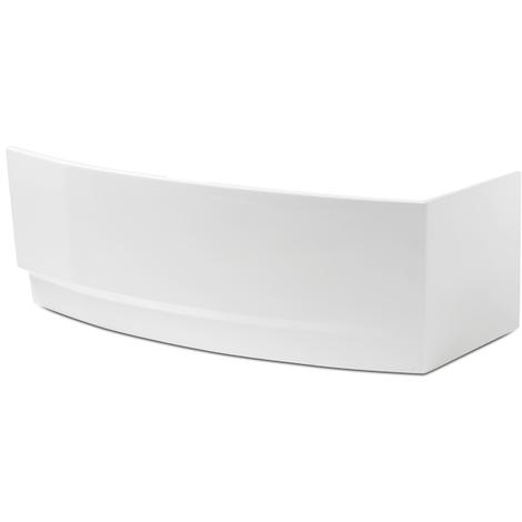 Tablier pour baignoire d'angle gauche HALL 1500 x 1000 mm BLANC