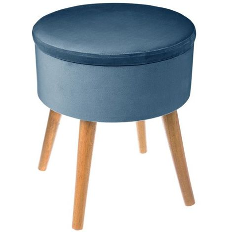 Tabouret bas coffre Tess - Atmosphera