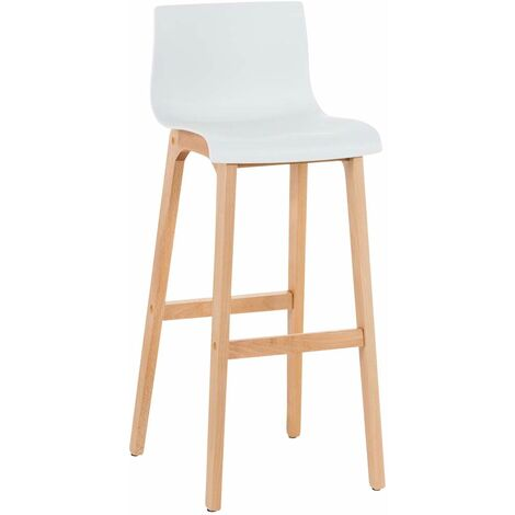 Tabouret de bar Hoover nature