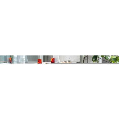 Tabouret de Bar Industriel Lot de 2 Chaise de Bar Rotative en Bois et Métal Siège de Bar Vintage avec Dossier et Repos-Pieds Hauteur Réglable de 60-80cm (Noir)