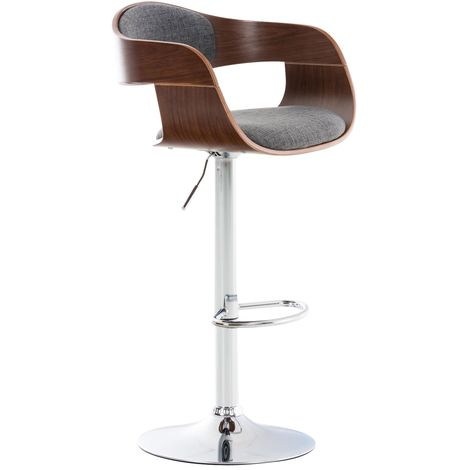 Tabouret de bar Kingston Tissu