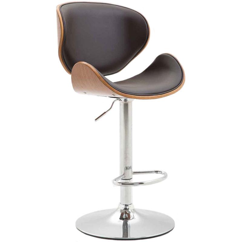 Chrome ~ /Ø 38,5cm 4X Plateau de Sol pour Tabouret de Bar//Chaise pivotante//Chaise de Salle /à Manger