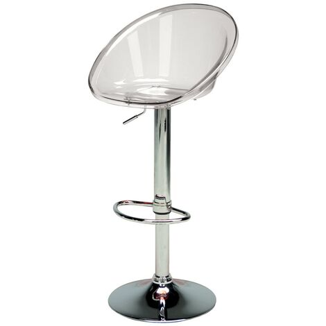 Tabouret de bar SPHERE / Transparent