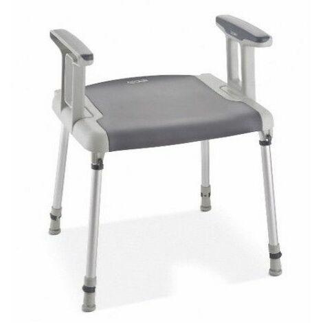 Tabouret de douche Sorrento - Chaise de douche fixe