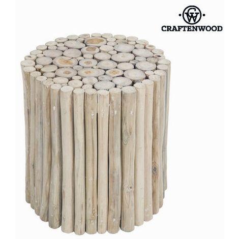 Tabouret Tronc D Arbre.Tabouret Tronc D Arbre Craftenwood 40 X 40 X 40 Cm Bois Collection Autumn