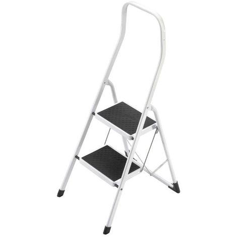 Taburete / mini escalera acero Mini - P7-01-021-V02