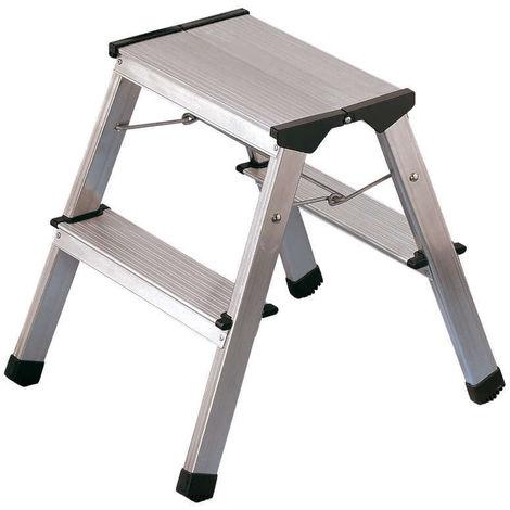 Taburete / mini escalera aluminio L90 Stepke - P7-01-022-V01