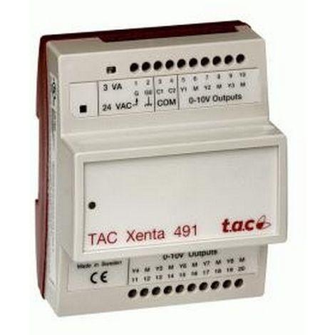 TAC Xenta 491 V1 - M