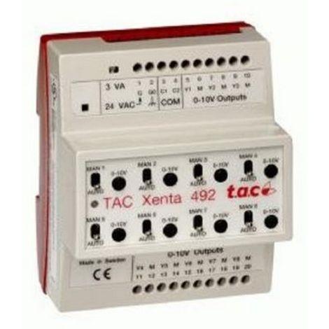 TAC Xenta 492 - M