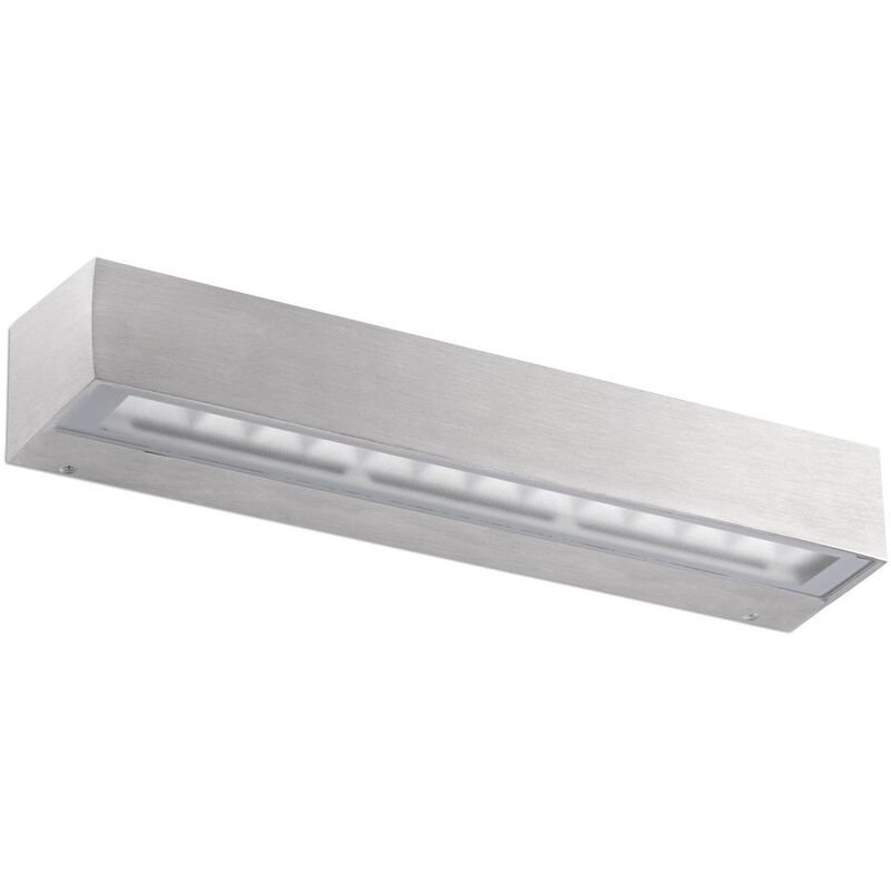 LED Außenwandleuchte Tacana aus Aluminium