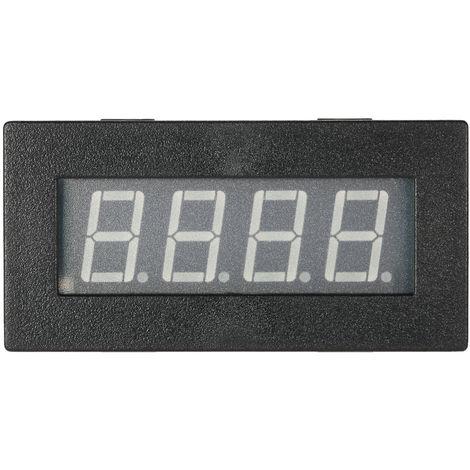 """Tachymetre De Frequence Numerique 0.56 """"4 Led, 5-9999R / M Dc 8-15V, Vert"""