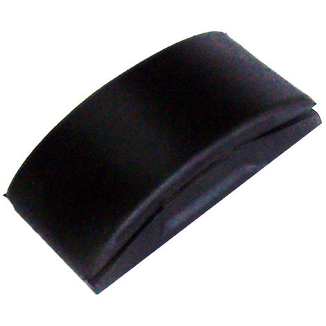 Taco de PVC para lijar 67 x 130 mm - NEOFERR..