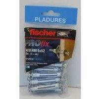 Taco pladur 04x32mm met. hm fischer 20 pz