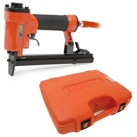 Tacwise A14014V 140 Type Air Stapler Pneumatic 71 with Carry Case