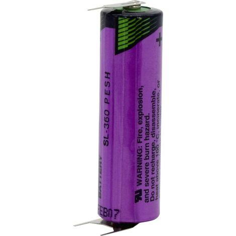 Tadiran Batteries SL 360 PT Spezial-Batterie Mignon (AA) U-Lötpins Lithium 3.6V 2400 mAh 1St. X360881