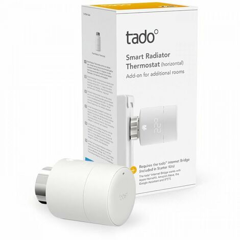 TADO Tete Thermostatique connectée (x1)