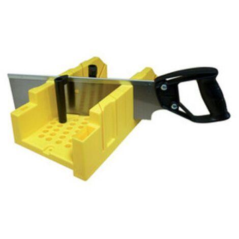 Taglia cornici in ABS con segaccio 350 mm Stanley