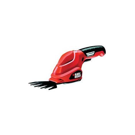 TAGLIABORDI B&D 3,6 VOLT CESOIA Mod. GSL200