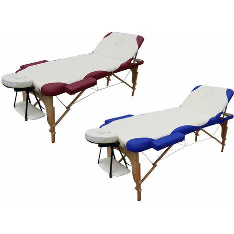 Tahiti Amber Portable Massage Table
