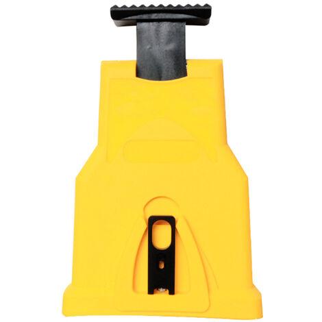 Taille-chaine jaune + 1 gravier