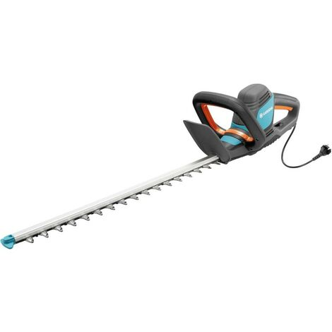 """main image of """"Taille-haies électrique GARDENA ComfortCut 600/55 09834-20 avec étrier de protection"""""""
