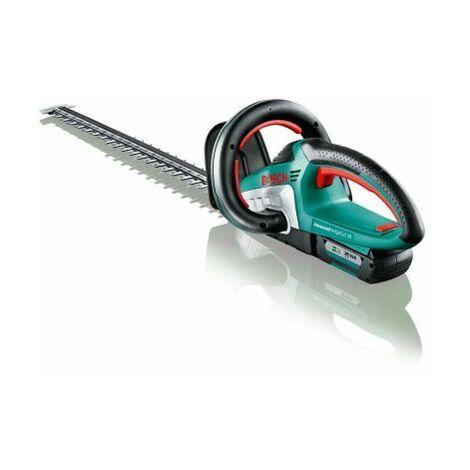 Taille-haies sans fil Bosch Advanced Hedge Cut 36 1 batterie 36 V Li 2 Ah 060084A105