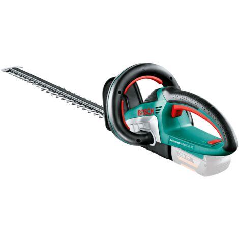 Taille-Haies sans Fil Bosch - Advancedhedgecut 36 (Livré avec batterie 36V-2,0Ah, boite carton)
