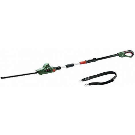 Taille-haies télescopique Bosch Home and Garden UniversalHedgePole 18 06008B3001 sans fil sans batterie, avec harnais 18 V Li-Ion 430 mm 1 pc(s)