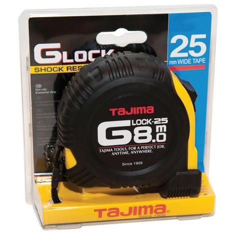 TAJIMA - Mesure g-lock roulant - 8 m x 25 mm