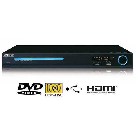 TAKARA KDV103B Lecteur DVD USB SD